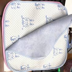 Miếng lót chống thấm sơ sinh 4 lớp cho bé 30x30cm