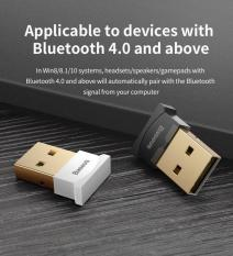 USB KẾT NỐI BLUETOOTH BASEUS, USB mini Bluetooth CSR 4.0 Adapter cho máy tính – Laptop Windows ,USB Bluetooth Receiver Adapter