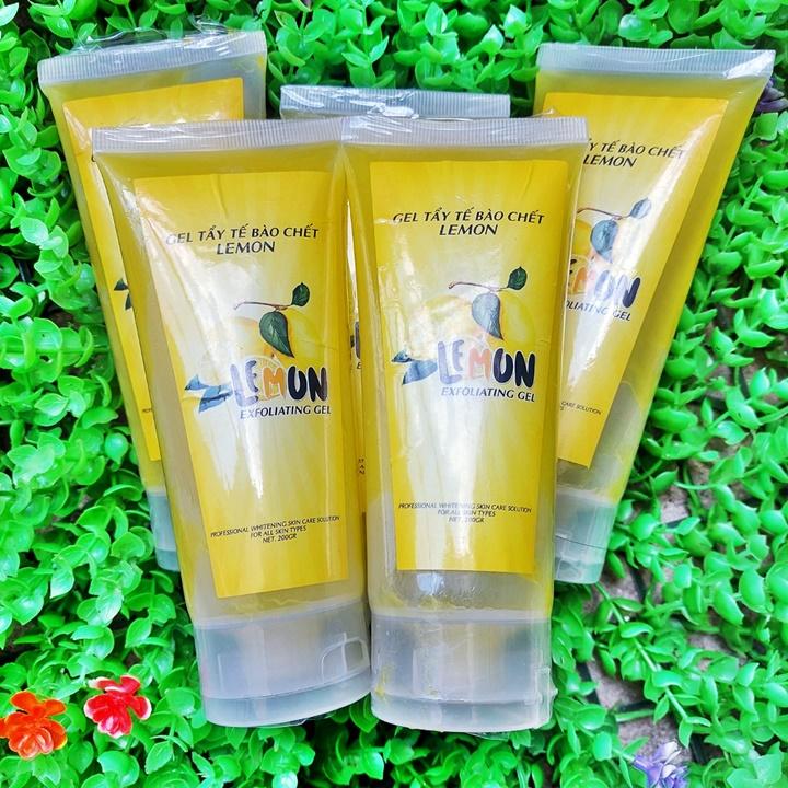 Gel Tẩy Tế Bào Toàn Thân Lemon 200g – GV324