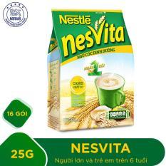 Ngũ Cốc Dinh Dưỡng Nestlé Nesvita Ngày 1 Gói – Bịch 16 gói x 25g
