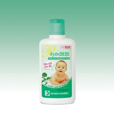 Dung dịch tắm rôm sảy em bé PhytoBEBE 100ml