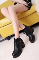 Giày bốt nữ thời trang B085