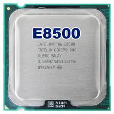 Bộ vi xử lý Intel 3.16G Core 2 Duo E8500 6M bộ nhớ đệm, 2 Core, 2 luồng, bus1333 MHz