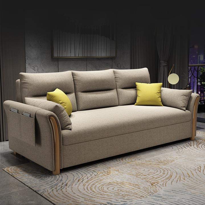 Giường Sofa đa năng, Sofa Giường gấp gọn (có ngăn chứa đồ) 1,5*1,9m bọt biển – M026-5