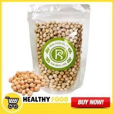 Túi Đậu Gà Trắng REAL FOOD (100g) – Mẫu dùng thử