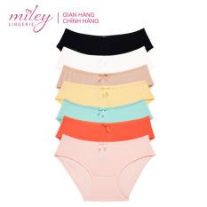 Combo 7 Quần Lót Nữ Modal Miley Lingerie – Giao màu ngẫu nhiên