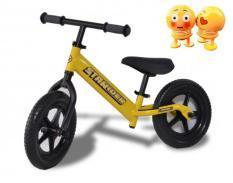 Xe thăng bằng STARIDER – Màu Vàng (Tặng kèm Bọc tay lái + Biển số sport)