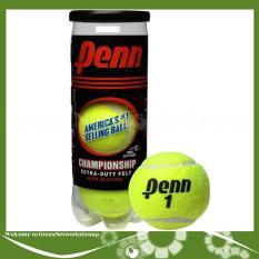 Quả bóng tennis Penn (3 Trái) Greennetworks