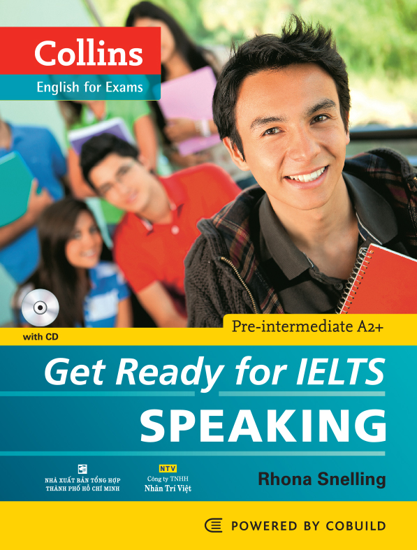 NS Minh Tâm - Collins Get Ready for IELTS Speaking