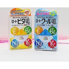 Thuốc Nhỏ Mắt Rhoto Nhật 12ml
