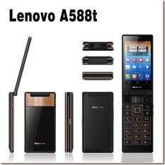 Điện thoại cảm ứng kiểu dáng nắp gập Lenovo A588T độc đáo
