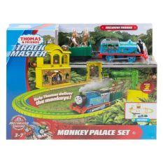 Mô hình bộ đường ray lâu đài khỉ Thomas & Friend THOMAS FRIEND FXX65