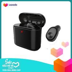 Tai nghe Bluetooth không dây BL 1 Cát Thái , tai nghe mini nhét tai phù hợp cho IOS và Adroid