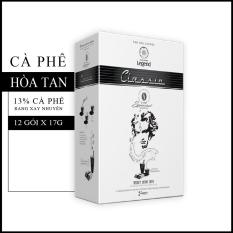 Cà phê hòa tan Trung Nguyên Legend Classic – hộp 12 gói.