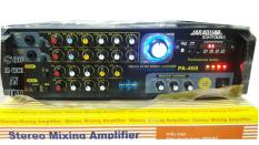 Ampli karaoke Jaraguar PA 486 Bluetooth thẻ nhớ USB