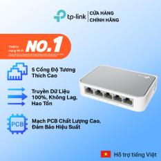 Bộ Chia Tín Hiệu TP-Link TL-SF1005D Switch Để Bàn 5 Cổng 10/100Mbps – Hãng phân phối chính thức