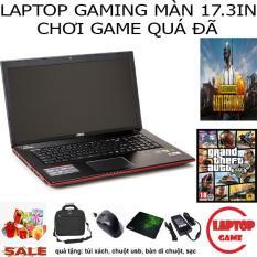 LAPTOP KHỦNG GAME MSI GE70 2QD (Core I5 -4210H, ram 8G, HDD 1TB, card rời NVIDIA GTX 950M, màn 17.3″ FullHD , PHÍM 3 MÀU)