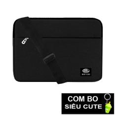 Túi đeo chéo chống shock để laptop nam nữ thời trang Hàn quốc BEE GEE 087