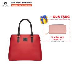 Túi xách nữ thời trang YUUMY YTX11 (Tặng ví cầm tay YV22)