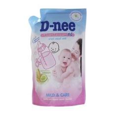Túi rửa bình sữa D-Nee 650ml