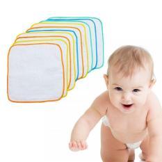 Combo 10 Tấm lót chống thấm Đô Rê Mon 2 lớp cao cấp giặt máy an toàn cho bé sơ sinh