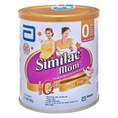Sữa Similac Mom IQ Plus hương vani 400g, sản phẩm tốt, chất lượng cao, cam kết như hình, độ bền cao, xin vui lòng inbox shop để được tư vấn thêm về thông tin