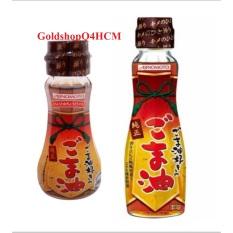 (HCM) Dầu mè ăn dặm cho bé 70 Ajinomoto Nhật
