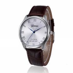 Đồng hồ thời trang nam dây da Geneva PKHRGE072