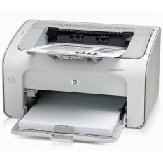 Máy In HP LaserJet P1006 ( tặng kèm hộp mực , dây nguồn , dây usb mới )