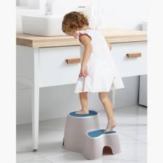 Ghế kê chân toilet, bồn cầu cho bé khi đi vệ sinh Holla