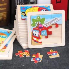 [Lấy mã giảm thêm 30%]Đồ chơi xếp hình lắp ráp Tranh Ghép gỗ – Phát Triển Trí Tuệ Cho Bé