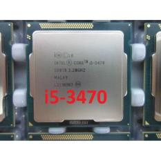 Bộ vi xử lý Intel CPU Core i5 3470 3.6GHz (4 nhân, 4 luồng) + Tặng keo tản nhiệt