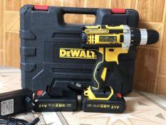 Máy khoan động lực Pin dewalt 21v- New