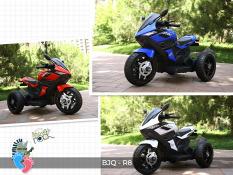 Xe máy chạy điện 3 bánh cho bé BABY PLAZA BJQ-R8