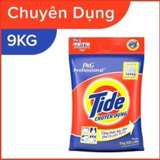 Bột giặt Tide Trắng sạch chuyên dụng 9KG