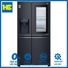Tủ lạnh LG Inverter 601 lít GR-X247MC – Miễn phí vận chuyển & lắp đặt – Bảo hành chính hãng