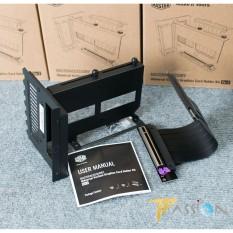 Bộ giá dựng VGA Cooler Master Vertical Graphics Card Holder Kit V2 – BH 12 Tháng, dựng đứng card màn hình GPU