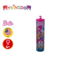 Đồ Chơi BARBIE Búp Bê Đổi Màu Barbie – Phiên Bản Color Block GTR94