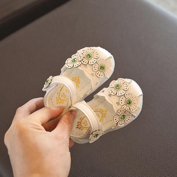 sandal Công Chúa Bé Gái Size 15-19 nổi bật
