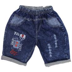 Quần Short Jean GOOGOO bé trai từ 16-36kg – Chất vải mềm mại [ ẢNH THẬT 100% DO SHOP CHỤP ]
