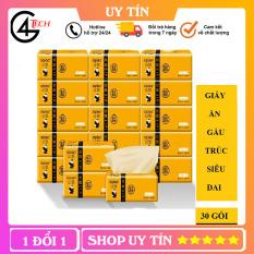 Thùng giấy ăn gấu trúc SIPAO (30 gói, gói 300 tờ), Một thùng giấy ăn gấu trúc Sipiao, Thùng 30 gói giấy ăn gấu trúc Sipiao, Thùng 30 Gói Giấy Ăn Gấu Trúc Sipiao Siêu Mịn TVL003