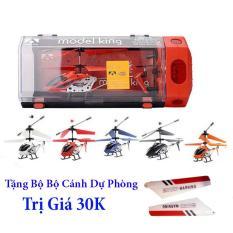 Máy bay trực thăng điều khiển từ xa Ming J1(Đỏ)