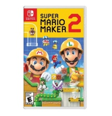 Thẻ game Super Mario Maker Nintendo Switch