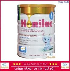 Sữa Honilac số 1 900g (trẻ từ 6 – 36 tháng)