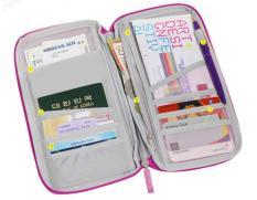 Bao vỏ đựng Passport Hộ Chiếu Bảo Quản Thẻ Coler SD221 Chống Thấm nước Shalla