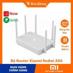 Bộ Router Wifi XIAOMI Redmi AX6 WIFI6 2 băng tần