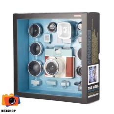 Máy Ảnh Phim Lomo Diana Instant Square Camera Deluxe Kit | Adriano |