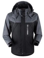 Áo khoác chống thấm, 3 lớp siêu ấm