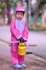 [SALE 50%] Áo mưa cho bé, Áo mưa bộ, Bộ áo mưa trẻ em Sơn Thủy – Được sản sản xuất từ nhựa PVC cực kì dẻo dai, bền đẹp – Bảo hành Uy Tín tại Sỉ 365