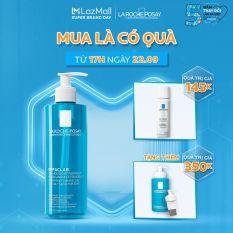 [Flash Voucher – giảm ngay 100k] Bộ sản phẩm làm sạch và bảo vệ da dầu nhạy cảm La Roche-Posay Effaclar Gel